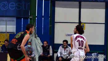 Mirko Brandini è il primo nuovo innesto dell'Amen Scuola Basket Arezzo - ArezzoNotizie
