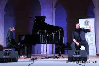 Lions Club Modica. Peppe Arezzo incanta con le note di Morricone | Radio RTM Modica - Radio RTM Modica