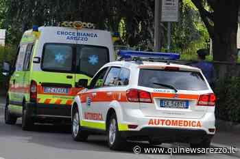 Schianto auto-scooter, anziano in gravi condizioni - Qui News Arezzo