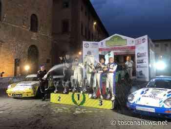 AREZZO - Salvini e Tagliaferri dominano l'Historic Rally - Toscana News - Toscana News