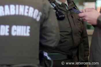 Policial Doce detenidos en fiesta clandestina sorprendida en San Joaquín - La Tercera