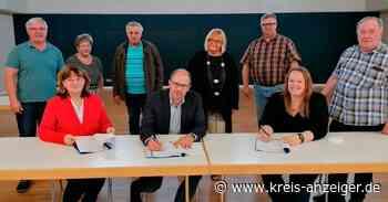 Erster Schritt für Glasfaser in Ortenberg - Kreis-Anzeiger