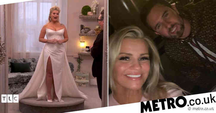 Kerry Katona felt she 'wasn't entitled to be excited' about wedding to Ryan Mahoney after past trauma