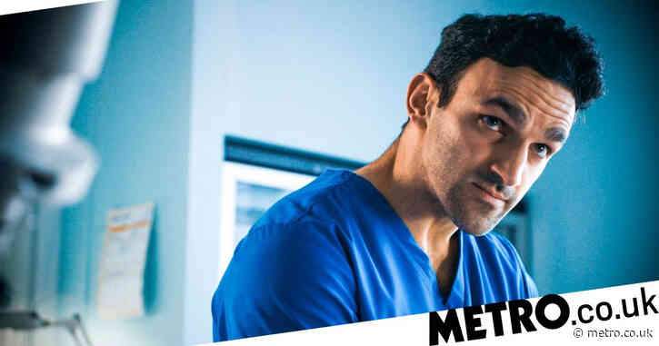 Holby City spoilers: Eli Ebrahimi and the Director of Improvement arrive, but who is it?