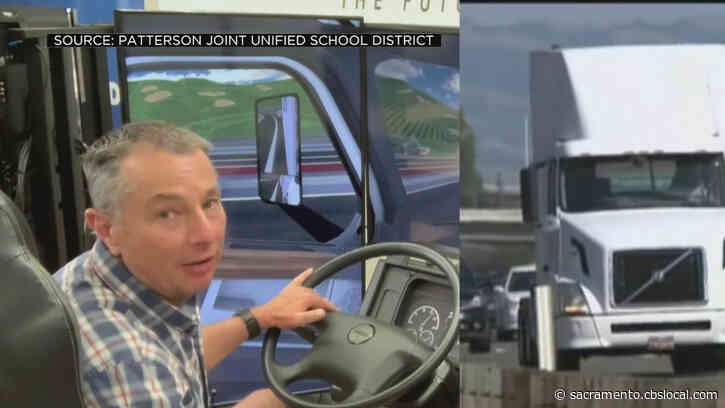 High School Teacher To Give Away Summer Earnings As Truck Driver: 'Because It's Needed'
