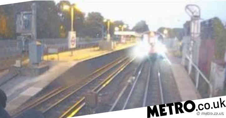 Tired train driver missed head-on crash with Tube carriage by metres