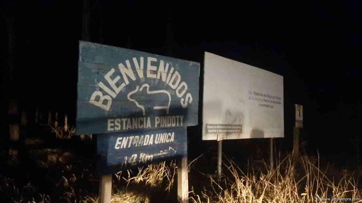 Policía investiga supuesta desaparición de una persona en Tacuatí - ÚltimaHora.com