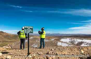 Moquegua: Realizarán estudios previos de mitigación en la unidad minera Florencia Tucari - Radio Nacional del Perú