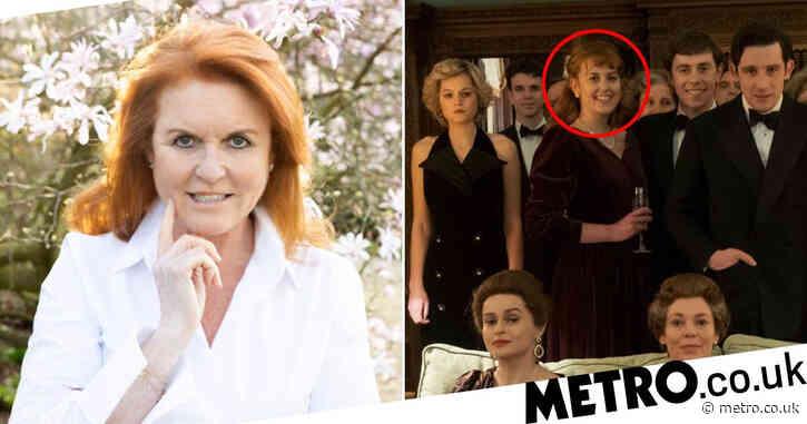 Duchess Of York Sarah Ferguson 'snubbed by The Crown' despite offering insider information