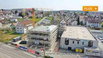 Trotz Corona und Handwerkermangel: Gesundheitszentrum eröffnet pünktlich - Augsburger Allgemeine