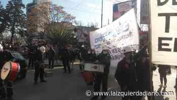Quilmes: nueva jornada de lucha de los trabajadores despedidos de EMA-EDESUR - La Izquierda Diario