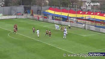 ¡Partidazo! Colegiales liquidó a Arg. de Quilmes con un contundente 3 a 0 - TyC Sports