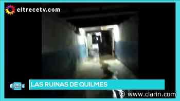 Video: Jorge Lanata mostró cómo está deteriorado el hospital Iriarte de Quilmes - Clarín.com