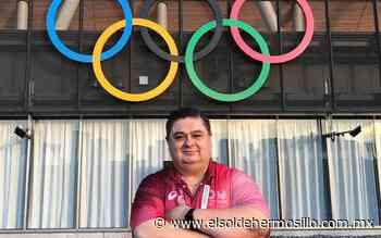 César Valenzuela hace historia al participar en Juegos Olímpicos - El Sol de Hermosillo