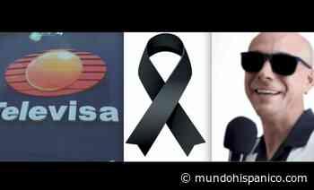 ¡La televisión de luto! Muere el conductor mexicano Juan Ramón Valenzuela (FOTOS) - Mundo Hispánico