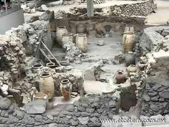 Ciudad Museo de Akrotiri - Etcétera