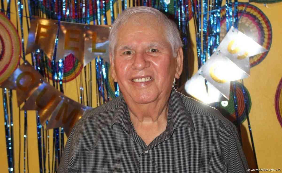 Simón Varela Valenzuela celebra 78 años llenos de alegría - Debate