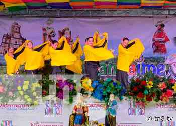 Velada cultural en honor a los santos patronos de Nandaime - TN8 Nicaragua