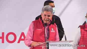 Hernández Peña anuncia defensa legal de plurinominal de De los Santos - Quadratín - Quadratín Michoacán