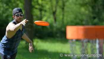 Frisbee-Golf auf der Pferdekoppel - Reiterverein soll Flächen räumen - WESER-KURIER