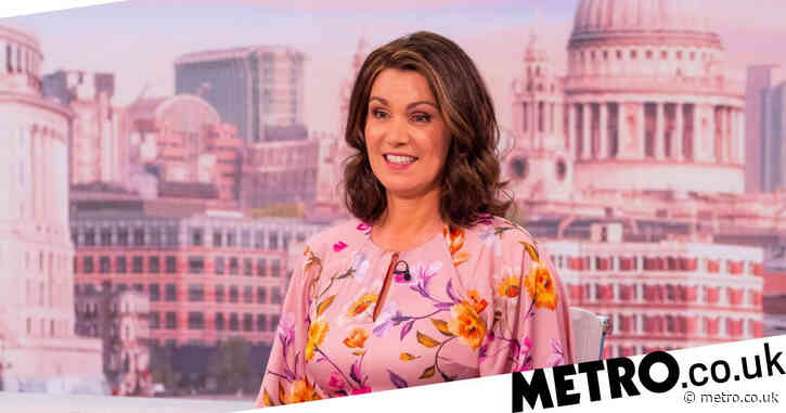 Susanna Reid announces break from Good Morning Britain: 'It's my last day!'