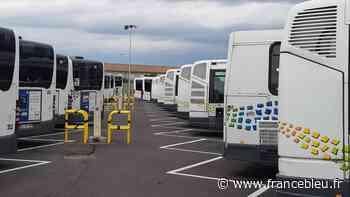 Dix bus détruits par un incendie à Saint-Lys, à l'ouest de Toulouse - France Bleu