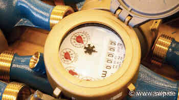 Höhere Gebühren: In Bellenberg wird das Trinkwasser teurer - SWP