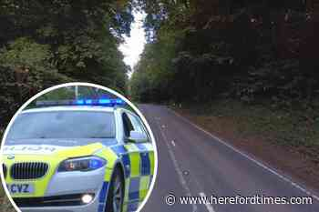 Heavy traffic as emergency services called to crash on Herefordshire main road