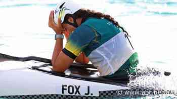 Live: Jess Fox counts cost of final penalties as she gets another bronze in K1 canoe slalom