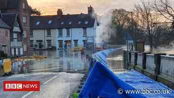 Bewdley to get £6.2m permanent flood defences