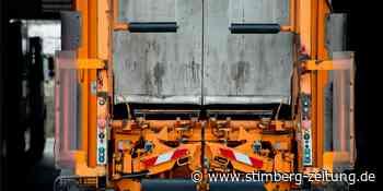 Müllabfuhr hat sich in Oer-Erkenschwick verzögert – das ist der Grund - Stimberg Zeitung