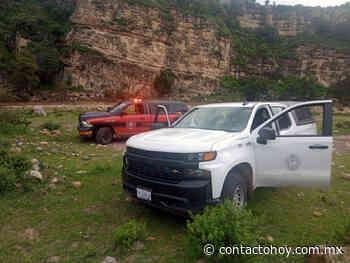 Buscan a vaquero desaparecido en Río Chico - Contacto Hoy