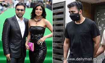 Shilpa Shetty 'fought' her husband during police raid over his 'porn racket'
