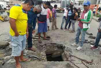 Santa Elena: Hallaron plano de 'pillos-topos' - Portal Extra