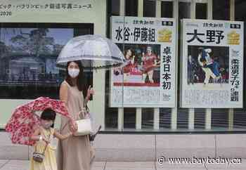 Tokyo hits record 2,848 virus cases days after Games begin
