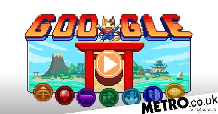 Google Doodle celebrates 2021 Olympics with vast Champion Island game