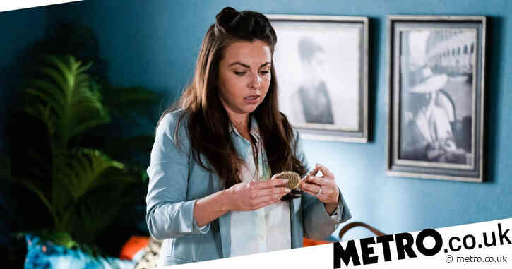 Ruby exits EastEnders as Louisa Lytton finishes filming
