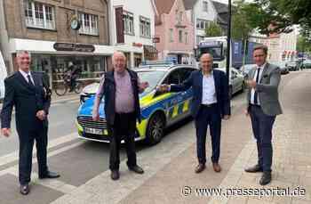 POL-PB: Polizeibezirksdienst Salzkotten zieht vorübergehend in neue Räumlichkeiten - Presseportal.de