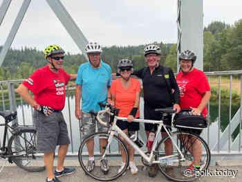 Kuglar family takes cycling trip in Idaho for birthday celebration - Polk.Today