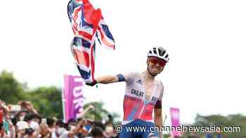 Olympics-Cycling-Any bike will do for versatile Pidcock - CNA