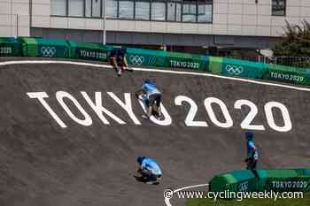 BMX rider crashes after official walks onto course at Tokyo Olympics - Cycling Weekly