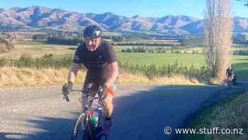 Jayden Bowman holds on for another Cycling South Canterbury handicap race win - Stuff.co.nz