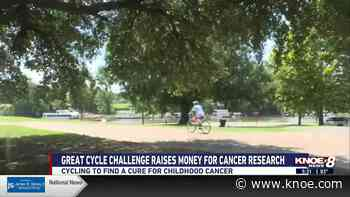 Monroe resident cycling to help find a cure for childhood cancer - Knoe.com