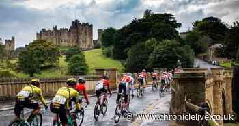Tour of Britain 2021 cycling route map through Northumberland and Gateshead confirmed - Chronicle Live