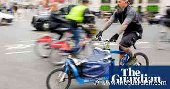 Cycling brands gear up for rapid growth in UK cargo bike market - The Guardian