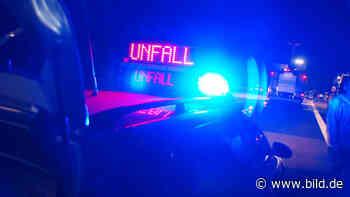 Unfall bei Bischofswerda: Angetrunkener Autofahrer erfasst Rennradler - BILD