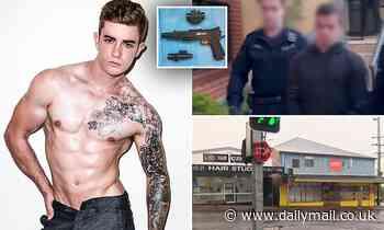 Finks bikie and male model Eamon Mulgrew denied bail over alleged extortion of Sydney pawnbroker
