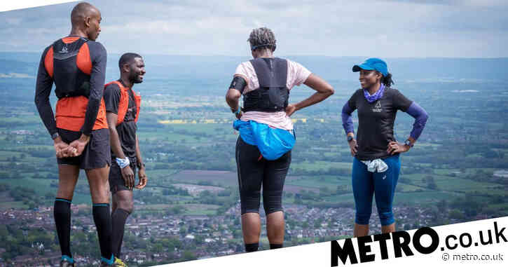 'The only Black face at the start line': Meet the Black trail runners fighting for diversity