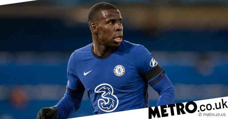 Tottenham considering £21m move for Chelsea outcast Kurt Zouma
