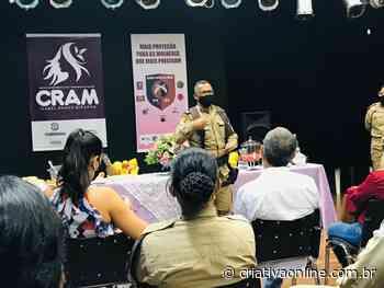 Policiais de Itatim são capacitados para atuar na Ronda Maria da Penha - Criativa On Line